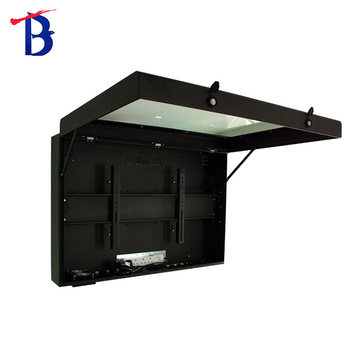 Tv Lcd Monitor Security Wall Mount