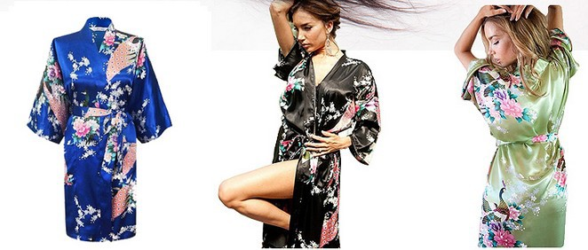 2f78be1f6e 2019 Wholesale Red Chinese Women Silk Rayon Robes Long Sexy ...