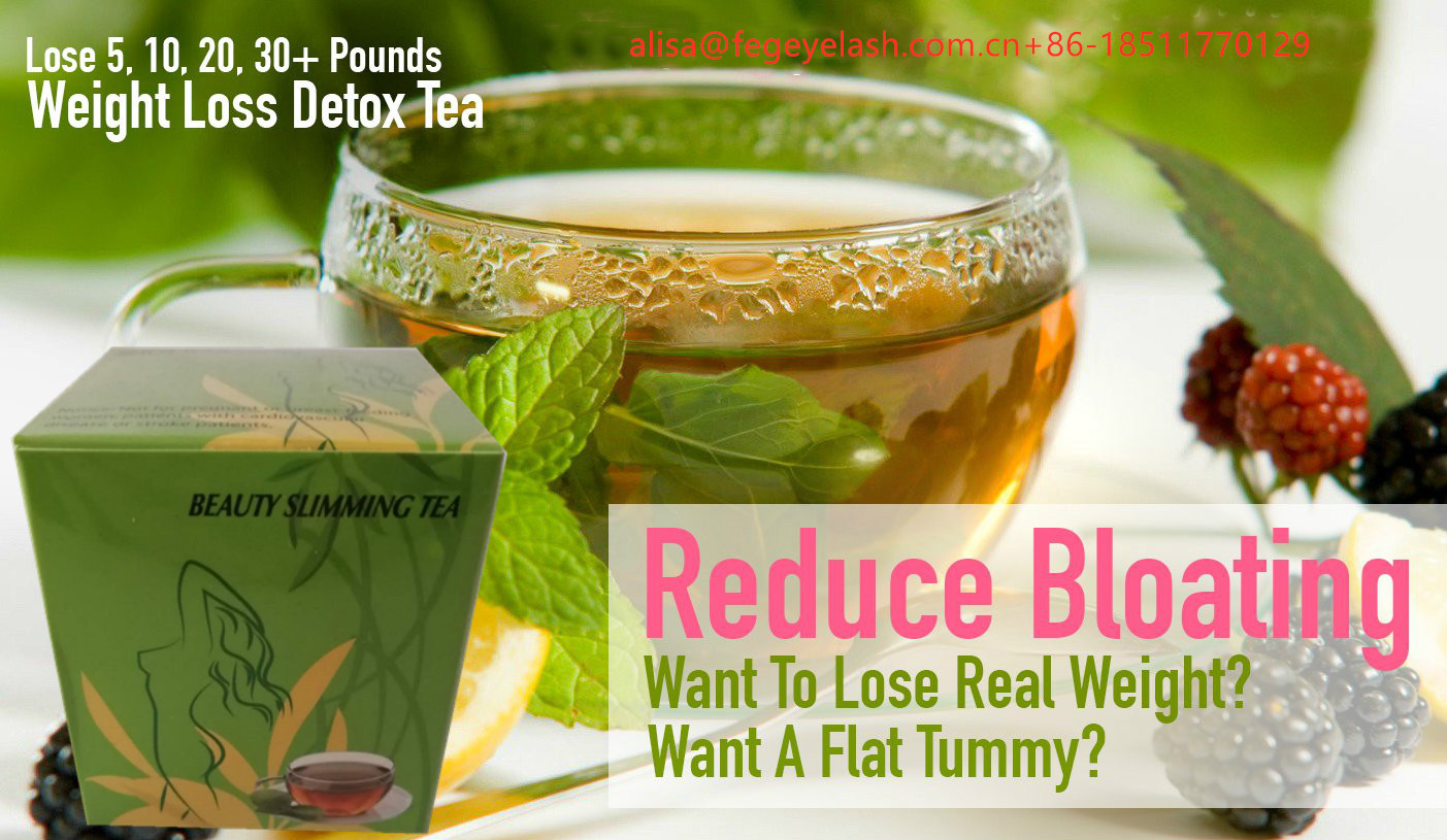 Elinor Unisex Gender and Box Packaging colon cleanse lose weight fast fat burning detox tea easy slim OEM ODM - 4uTea | 4uTea.com