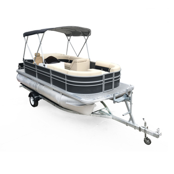 Fishing Pontoon Boats For Sale >> Diy Family Aluminium Fishing Pontoon Boat For Sale View Fishing