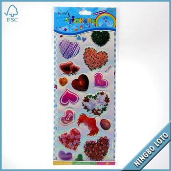 Fashionable Colorful Screen Door Stickers