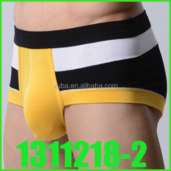Wholesale hot sale boy shorts underwear buy mens underwear online ...