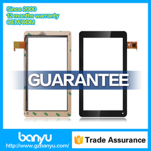 Android tablet display replacement touch screen 7 inch tablet digitizer