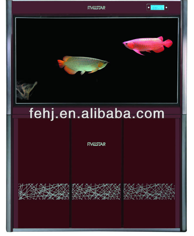 fashionable pet products-fivestar fish tank aquarium