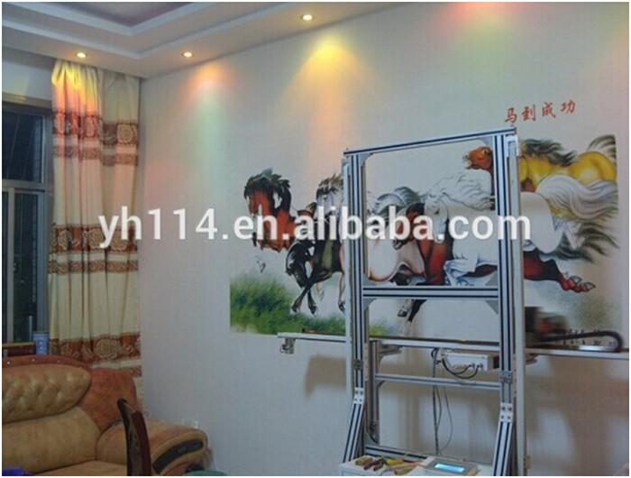 Wall Mural Inkjet Printer Decorative Wall Painting Machine Buy Decorative Wall Painting Machine Mural Printer Wall Printer Product On Alibaba Com