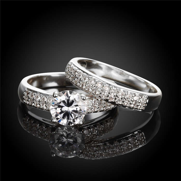 new design sterling silver 925 rings for engagement