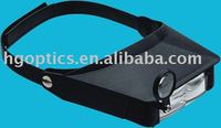 Head magnifier( MG 81006)/magnifier/light head magnifying glass
