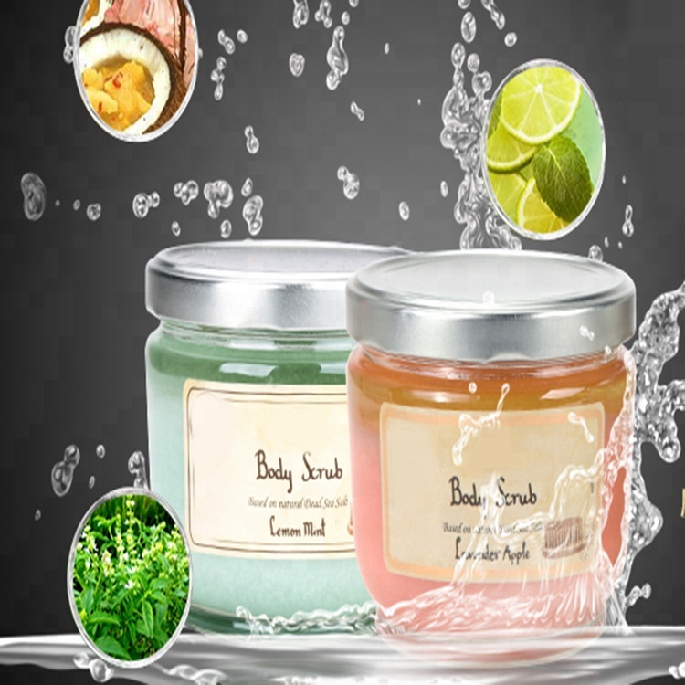 Vitamin C E Avocado Skin whitening body Scrub face & body scrub