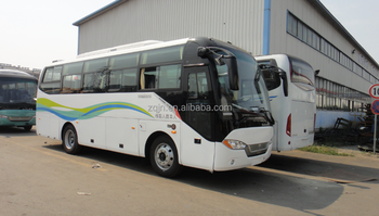China BEST SELLING LOWEST Price Brand New Rear Engine Zhongtong Bus Lck6858H LUXURY 33seaters Coach 33