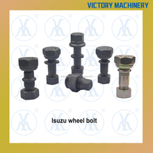 Phosphate 10.9 Bolts Nuts for Japanese truck