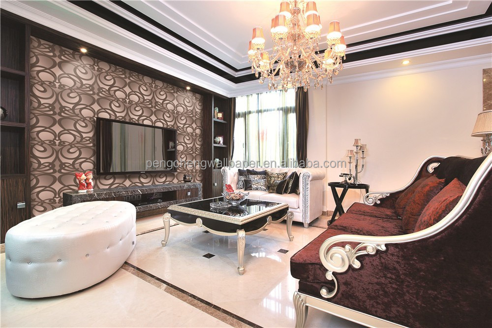 moderne behang voor de woonkamer/modern decoratief behang/modern, Deco ideeën