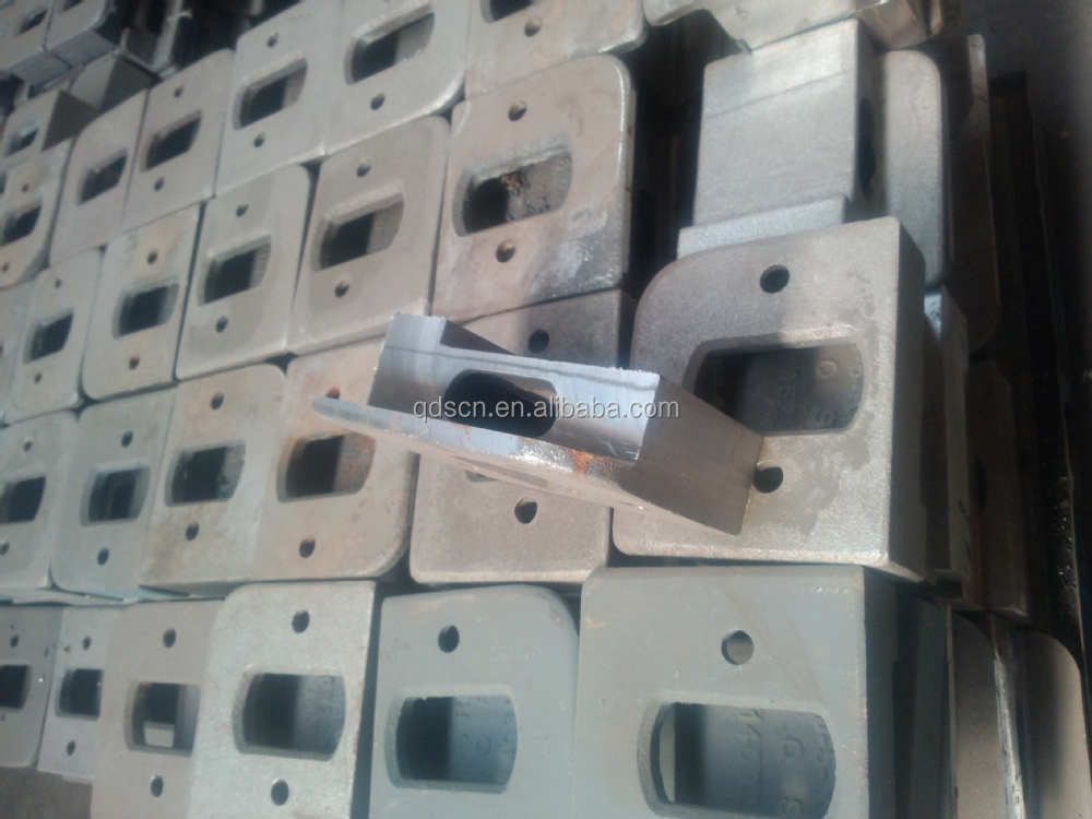 ISO1161 Casting Container Corner fitting