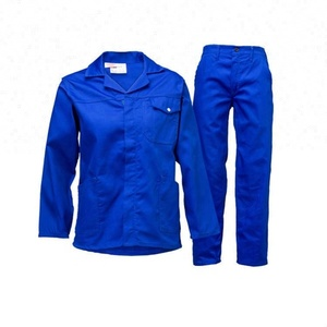 Twill cotton workwear work wear farm work uniform set Gardening workwear