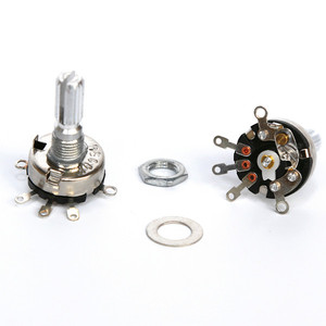 Sichuan 500k rotary potentiometer with on/off switch