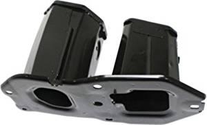 Crash Parts Plus Front Driver Side Bumper Bracket for 2013-2015 Honda Civic HO1066117