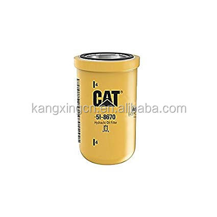 Original oil 필터 518-670 518670 대 한 Caterpillar Trucks