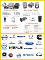 Auto Parts Mitsubishi L300 Engine Piston For Diesel Engine Spare ...