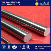 300series cold rolled stainless steel round bar/rod polished