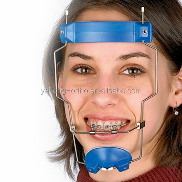 Orthodontic Single Bar Face Mask Headgear - Buy Orthodontic Single ...