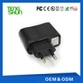 factory price OEM 5v 0.5a 1a 1.2a usb power adapter charger build in IC