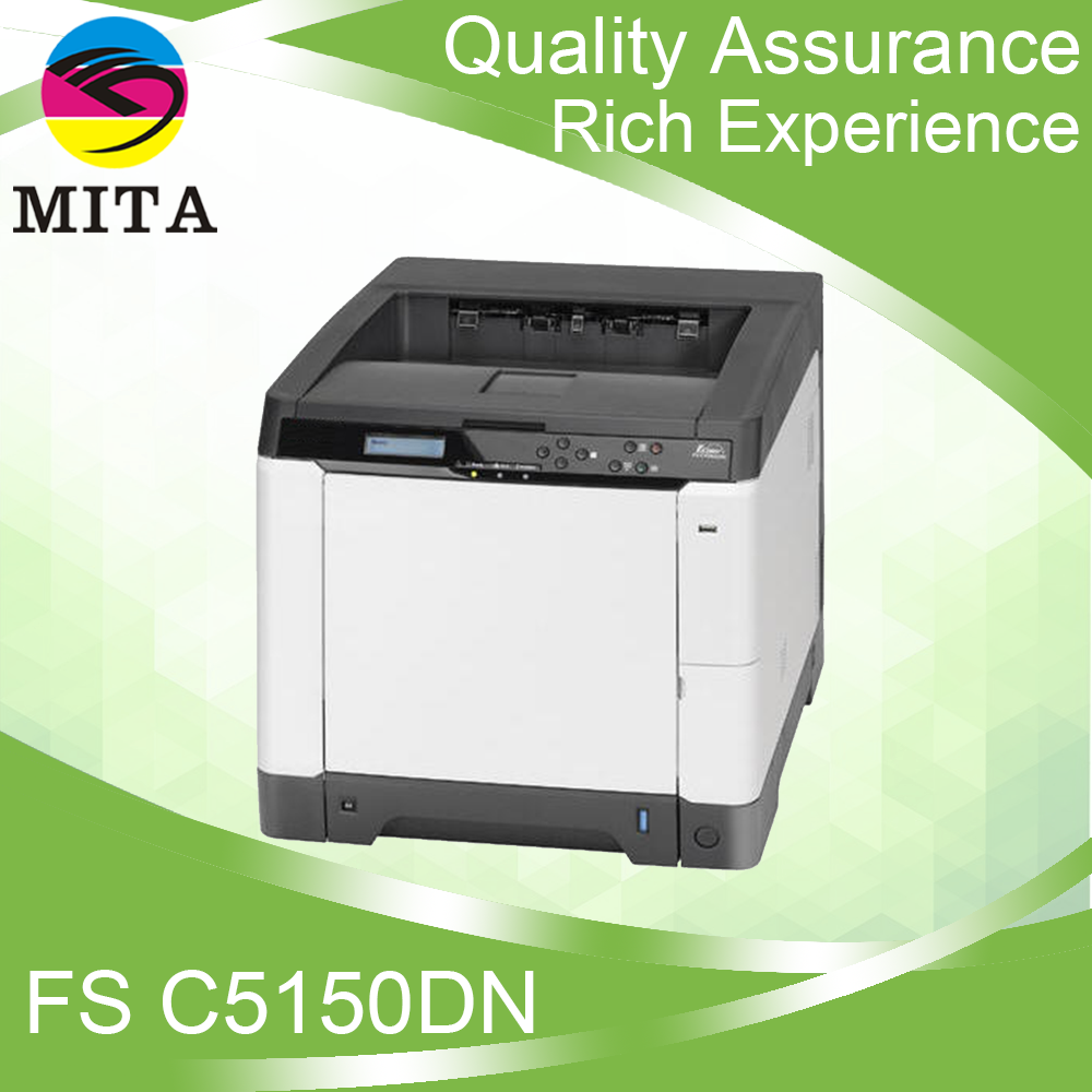 2017 New Laser color <strong>printer</strong> FSC5150DN For Kyocera