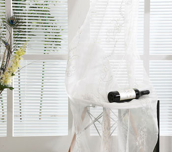 Hotsale French Pleated Kid S Bedroom Voile Curtain Drapes
