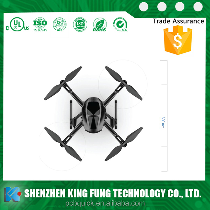 Factory direct custom Dragonfly Hobby Camera Unmanned Aerial Vehicle UAV with Video Transmitter