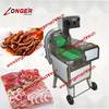 Automatic Cooked Meat Cutting Machine|Cooked Beef Cutter