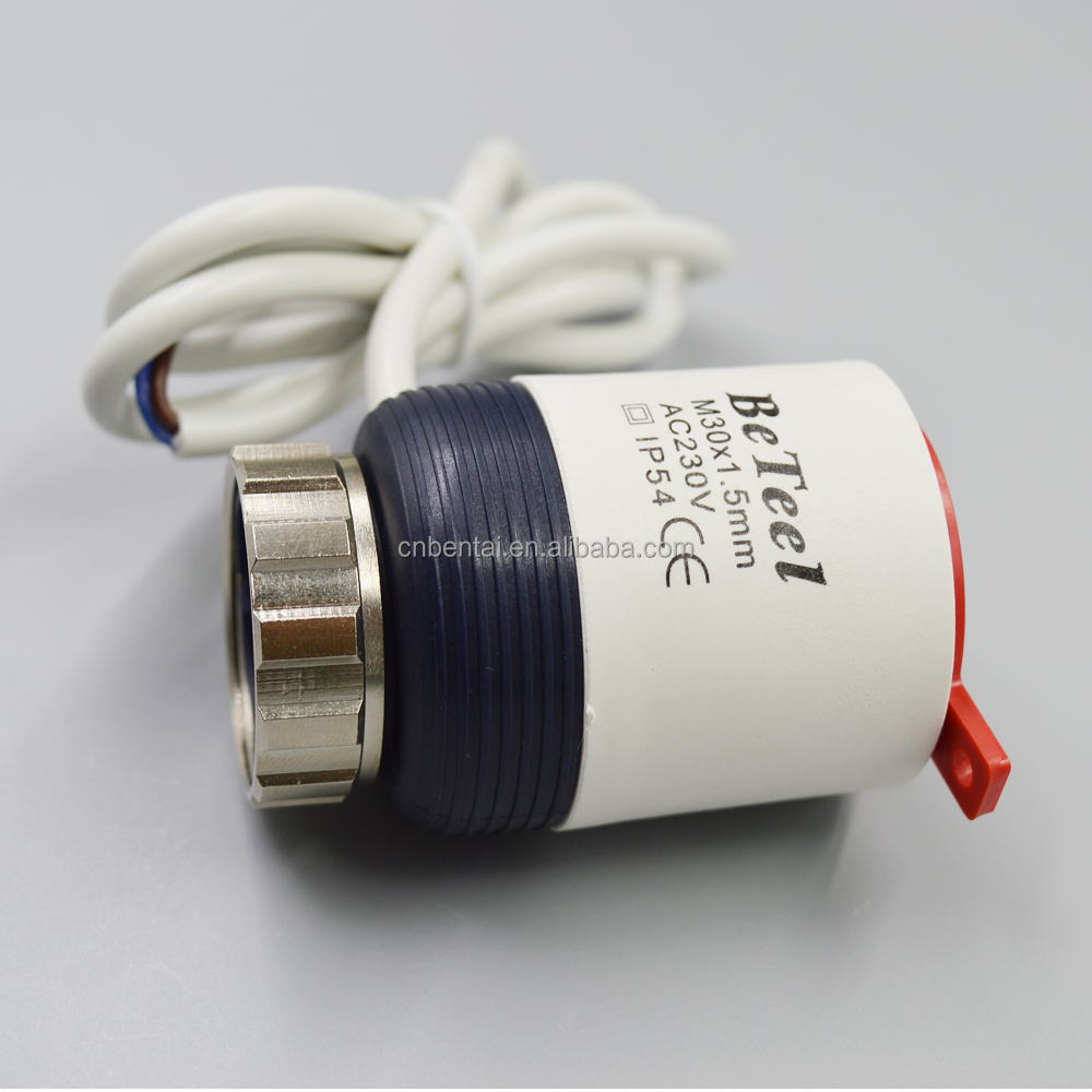 12v electric thermal actuator for ppr manifold of the floor <strong>heating</strong>