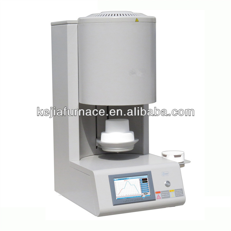 CAD high temperature dental sintering furnace