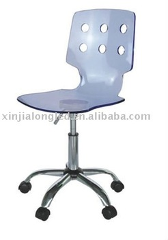 acrylic office chairs. Acrylic Turning Chair,acrylic Living Office  Leisure Chair, Chairs
