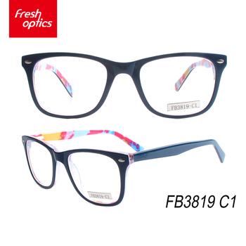 Fb3819 Oem Colorful Standard Acetate Eyes Glasses Optical Frame ...