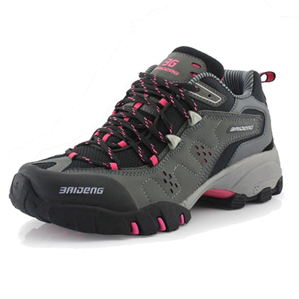 Get Quotations · 2015 New women s hiking shoes waterproof outdoor women  trekking shoes mountain climbing shoes women fashion traveling 61b080e42234
