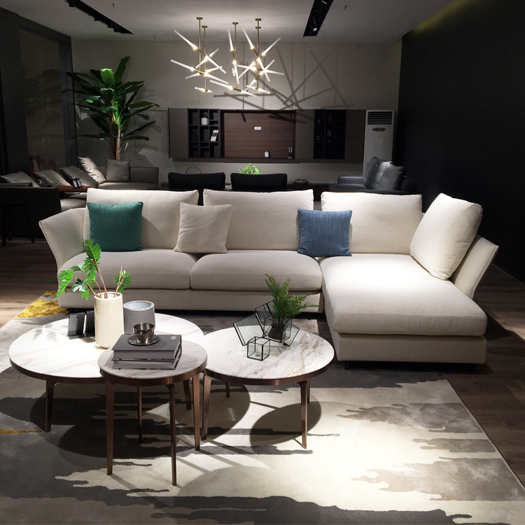 Remarkable Modern New Fabric U Shape Sectional Sofa Set Design Unique Contemporary Leather Corner L Shaped Sofa Buy Leather Corner Sofa L Shaped Sofa Ncnpc Chair Design For Home Ncnpcorg
