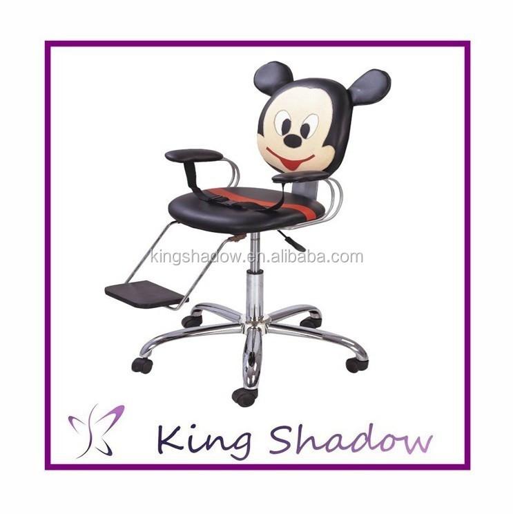 Kids Salon Equipment Chaise De Coiffeur Pour Les Enfants