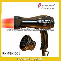 New Style 2 Speeds Fortable Travel Mini Hair Dryer