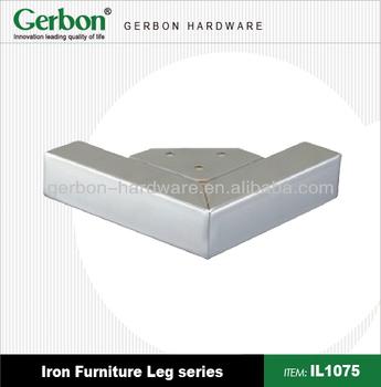 Low Profile Metal Kids Table Legs