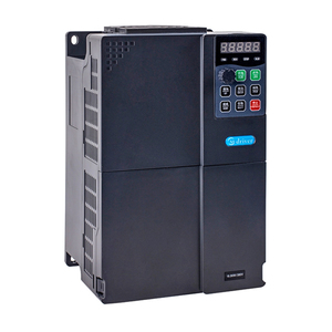 General Use 11kw VFD Control Three Phase AC Motor Drive With Delta Fan