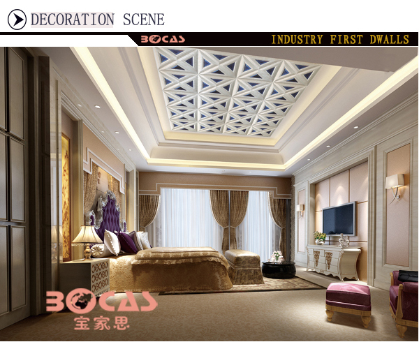 China Top Selling Interior Wall Decorative New Pop Pvc Ceiling ...