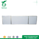 Durable stand writing folding magnetic white board