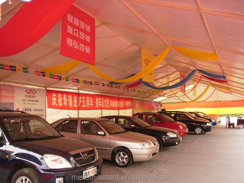 Car Garage Tent Aluminum Frame Waterproof Pvc Canvas Outdoor