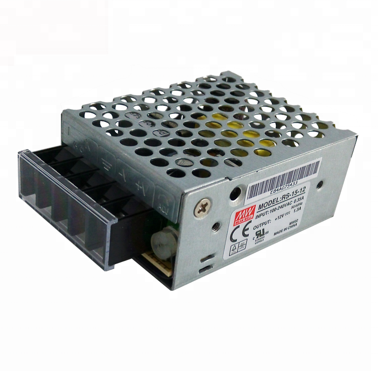 Mean Well 15W 48V SMPS Power <strong>Supply</strong> RS-15-48 230V 48V Transformer