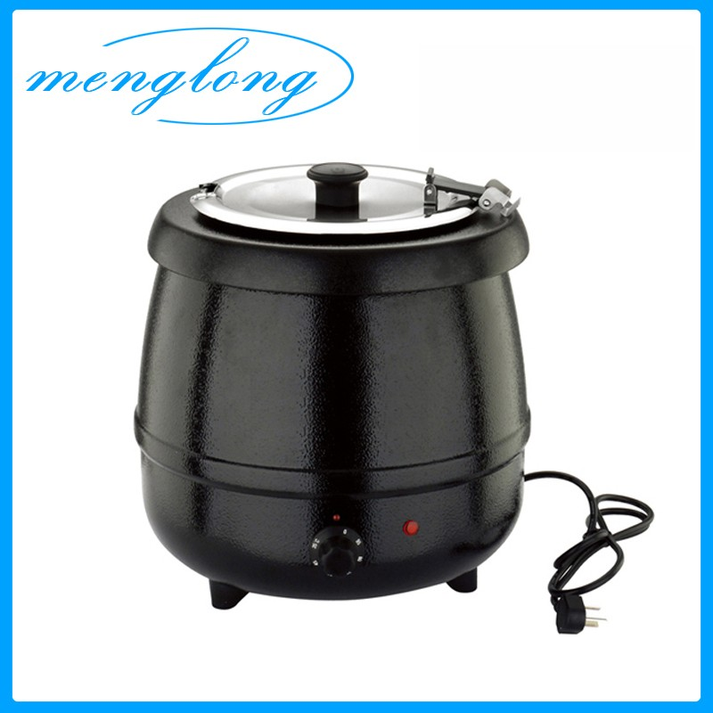 Electric Soup Warmer ~ L electric soup warming pot stainless steel