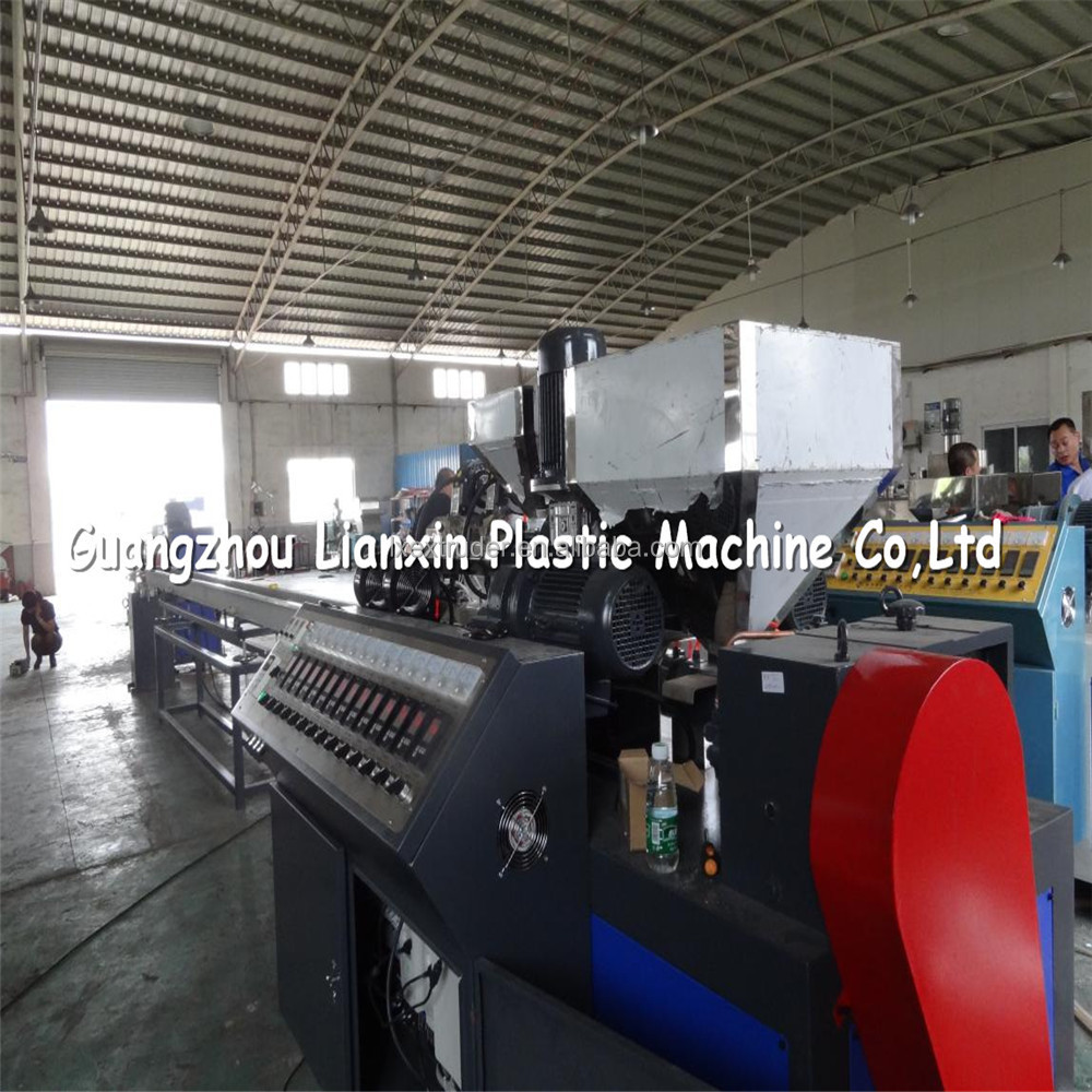 Manufacture factory offer plastic rattan making machine