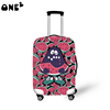ONE2 design fruit watermelon red luggage protective cover