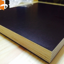12mm 18mm film faced plywood with poplar core wbp glue price