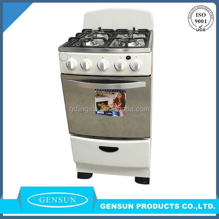 125th Canton fair G33-34 booth vrijstaande gas oven 20 inch gas range