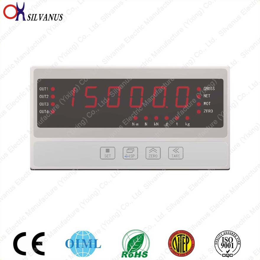 OIML electronic china weighing indicator (XSB5-AH)