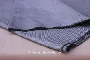 100% stainless steel fiber fabric malleable metal fiber fabric
