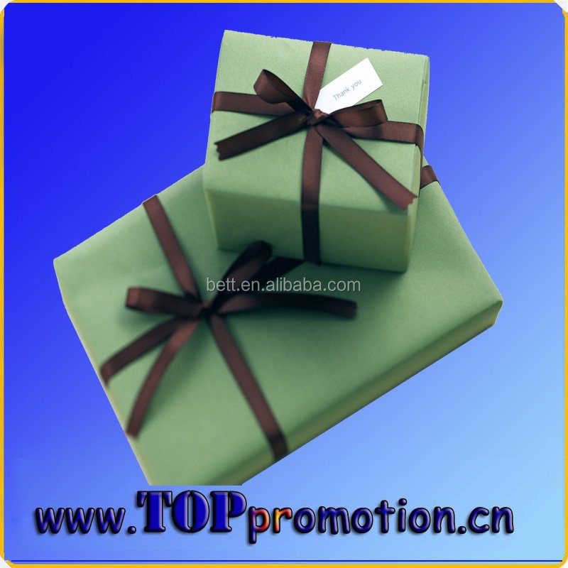 High quality ECO-friendly custom gift lace box